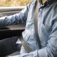 シートベルトの着用が免除される場合がある?