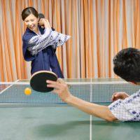 卓球で完封勝利をしてはいけない暗黙のルールがある