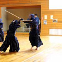 剣道ではガッツポーズが禁止されている