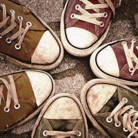 足の臭いの原因は靴のサイズにある