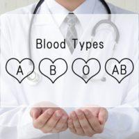 ほとんどのアメリカ人は自分の血液型を知らない