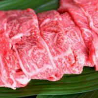赤い色の牛肉は新鮮じゃない?