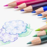 色鉛筆が消しゴムで消えにくい理由