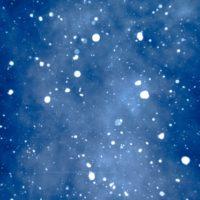 雪が降ると静かになる?