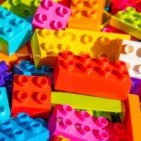 レゴブロックでかつて存在しなかった色