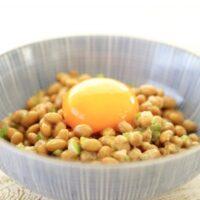 納豆と生卵は相性が悪い