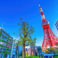 東京タワーの色は赤色ではない